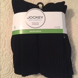 Men's Jockey Crew Socks